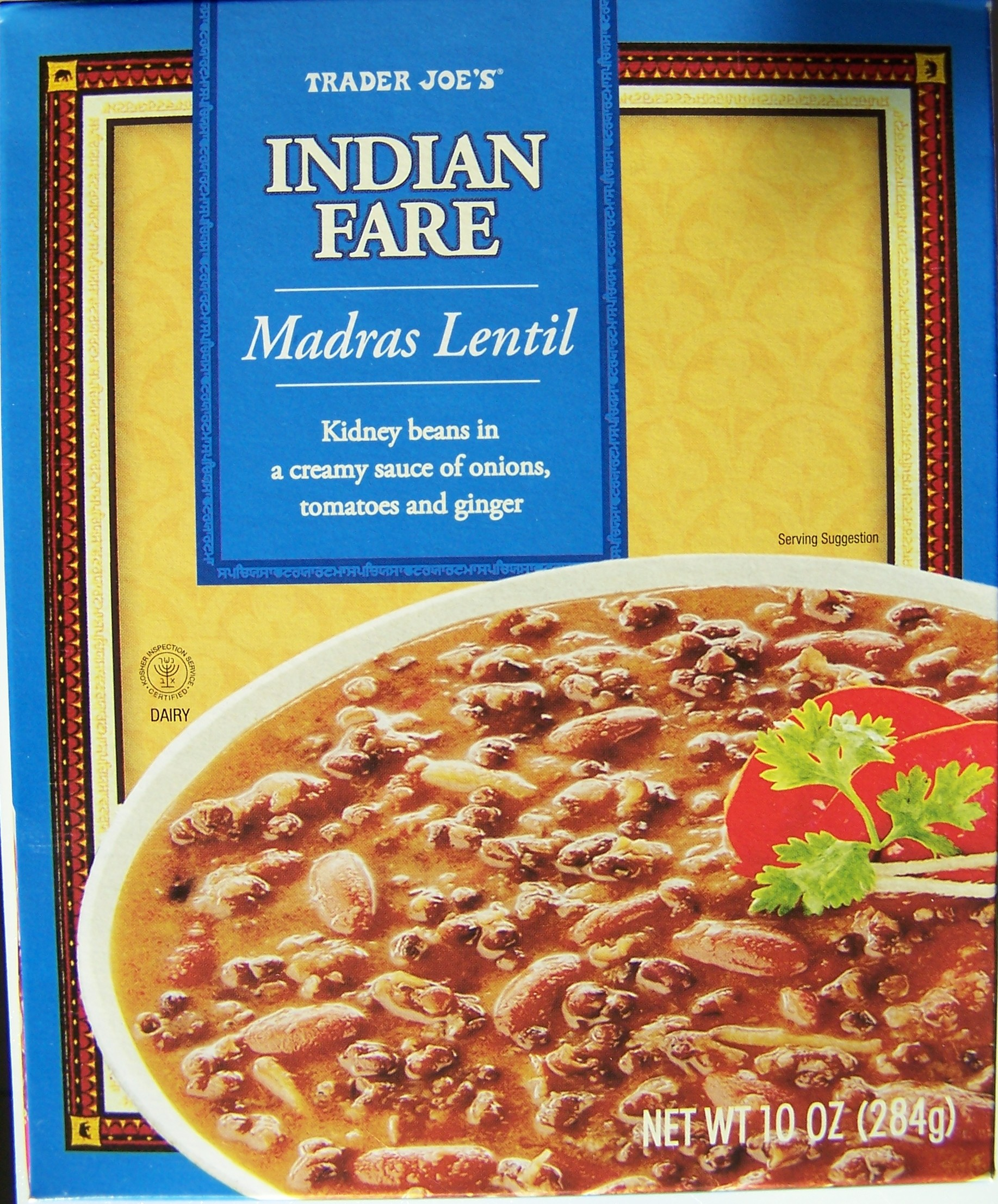 Trader joes madras lentil food review aint found a good this forumfinder Gallery