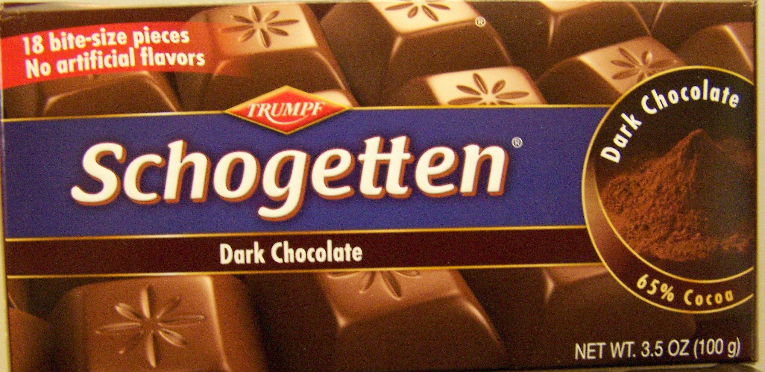 ALDI – Schogetten Chocolate – Food Review | Ain't Found A Good ...