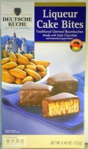 ALDI - Liqueur Cake Bites - 1