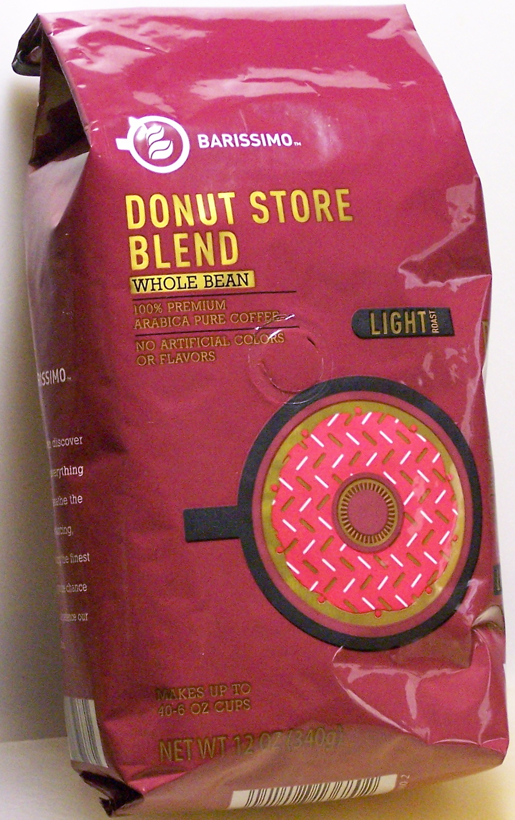 aldi donut store whole bean coffee - Donut Shop Coffee