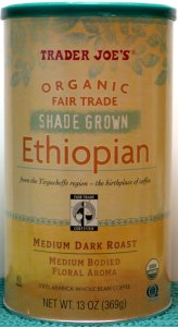 Trader Joe's Ethiopian Coffee