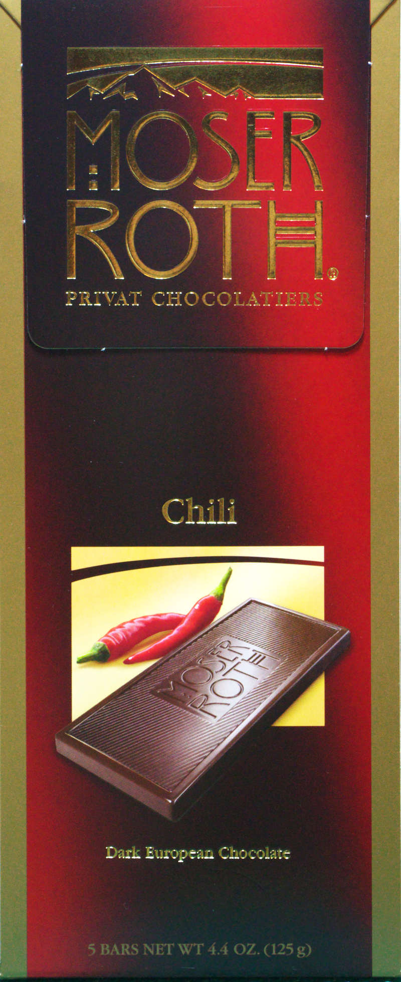 Moser Roth Chili Chocolate – ALDI – Food Review | Ain't Found A ...
