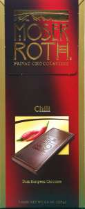 Moser Roth Chili Chocolate