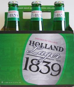 Holland 1839 Beer - ALDI