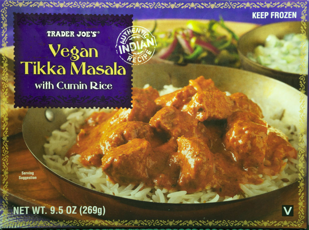 Trader Joe S Vegan Frozen Food