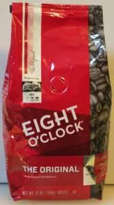 Eight O'Clock Original Whole Bean Coffee