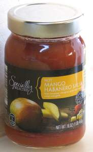 ALDI - Mango Habanero Salsa