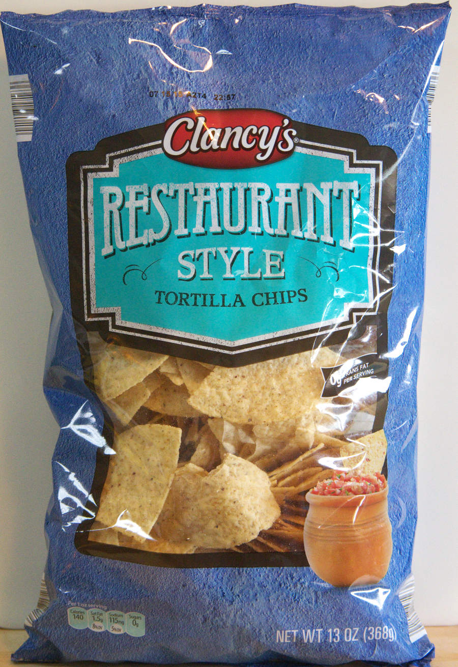 Best Texas Restaurant Style Tortilla Chips