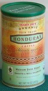 Trader Joe's Honduran Coffee