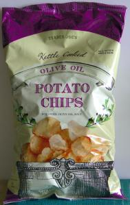 Trader Joe's Olive Oil Potato Chips