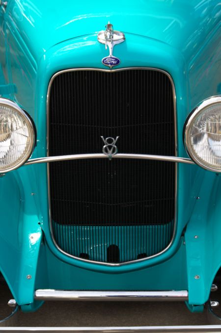 Teal Ford