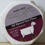 Trader Joe's Goat Milk Brie