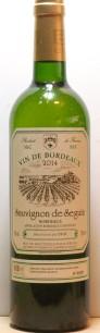 Sauvignon de Seguin - 2014 - AOC Bordeaux