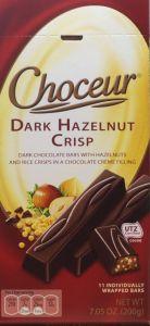Choceur Dark Hazelnut Crisp ALDI