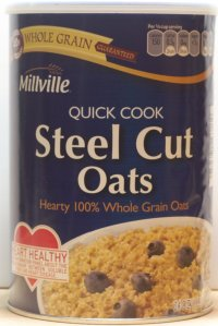 ALDI Quick Cook Steel Cut Oats