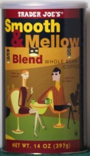 Smooth & Mellow Whole Bean Coffee Trader Joe's