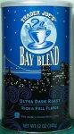 Trader Joe's Bay Blend Whole Bean Coffee