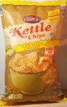 Clancy's Horseradish Cheddar Kettle Chips - ALDI