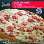 ALDI Caprese Pizza