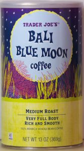 Bali Blue Moon Trader Joe's Coffee