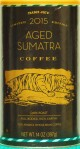 Aged Sumatra Coffee Trader Joe's