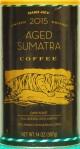 Aged Sumatra Coffee Trader Joe's