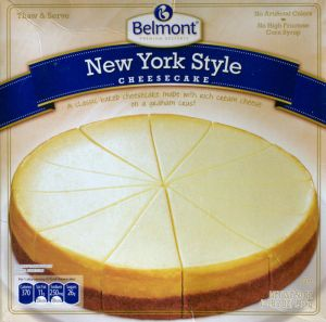 ALDI - Belmont New York Style Cheesecake
