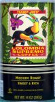Colombia Supremo Whole Bean Coffee Trader Joe's