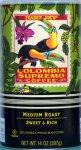 Colombia Supremo Whole Bean Coffee Trader Joe's