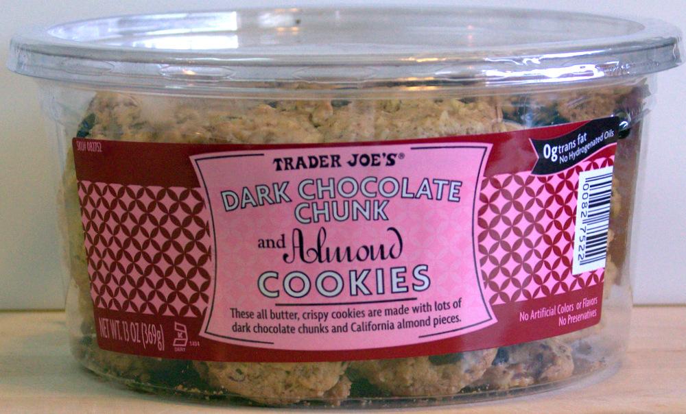 Chewy Chocolate Chunk Cookies Trader Joe S