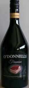 ODonnells, Irish cream, wine, tiramisu, ALDI