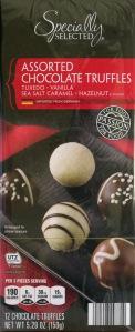 ALDI, chocolate truffles