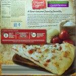 aldi, pizza, mama cozzi, chicken parmesan pizza, review, price, calories