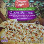 pizza, chicken parmesan, aldi, mama cozzi, review, price, calories