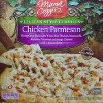 pizza, chicken parmesan, aldi, mama cozzi, review, price, calories