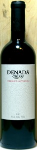 wine, review, trader joe, denada cellars, Chili, cabernet sauvignon