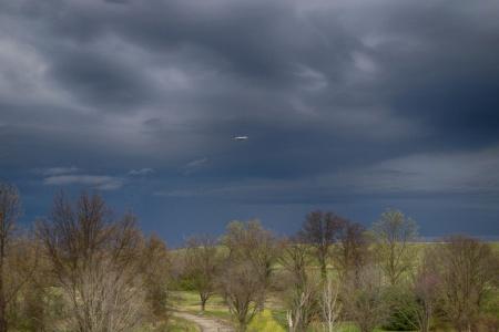 sky watch, landscape, storm