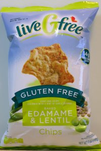 ALDI, chips, gluten free, corn, lentil, edamame