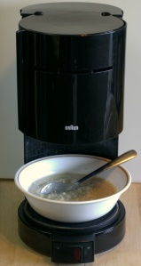 oatmeal, coffee maker, recipe, cooking, simple