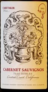 wine, trader joes, caretaker, cabernet sauvignon, california, paso robles