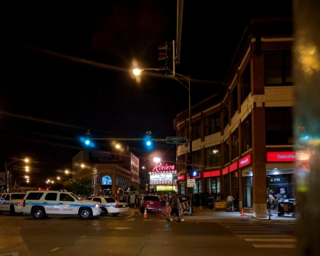 chicago PD, TV, location, filming
