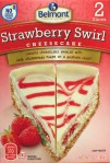 aldi, strawberry swirl, cheesecake, belmont