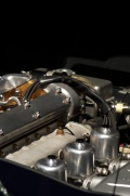1966, xke, e-type, jaguar, car show, engine detail