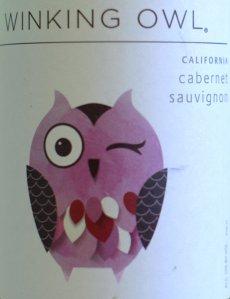 wine, cabernet sauvignon, winking owl, aldi, california