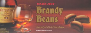 Trader Joe's, Brandy Beans, food, review, alcohol, candy, chocolate