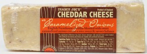 Trader Joe, caramelized onion cheddar cheese, nutrition, review