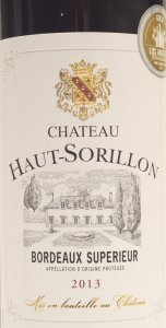 Trader Joe, wine, Haut-Sorillon, Bordeaux Superieur, 2013, review, price