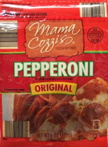 ALDI, pepperoni, review, price, calories, mama cozzi, nutrition