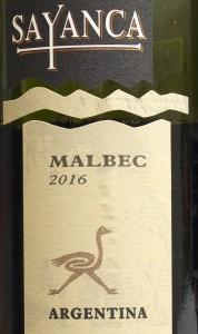 sayanca, malbec, wine, Argentina, ALDI, 2016, review, price