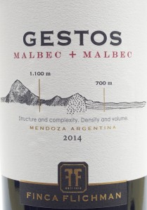 Trader Joe, Argentina, Gestos Malbec+Malbec, review, price, red wine, 2014